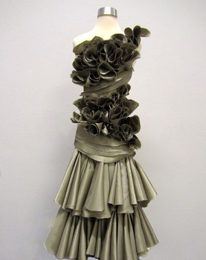 Floral Couture Gala Dress